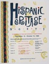 Image of Hispanic Heritage Month