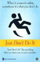 Image of Just Don't Do It
