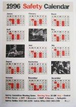 Image of Safety Calendar