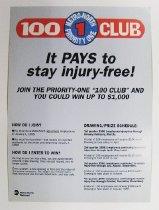 Image of 100 Club
