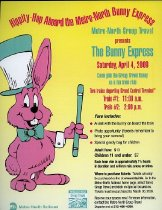 Image of The Bunny Express