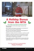 Image of Holiday Bonus