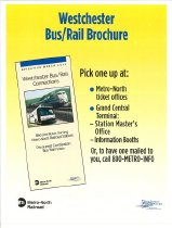Image of Bus/Rail Brochure