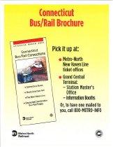 Image of Bus/Rail Brochure