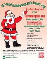 Image of The Santa Express Train
