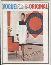 Image of Pattern - Vogue Paris Original, No. 1556