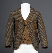 Image of Boy's Jacket and Vest -