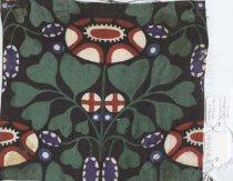 Image of Textile Fragment - Vorgarten