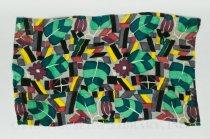 Image of Textile Fragment - Leopard