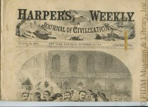 Image of Harper's Weekly: A Journal of Civilization - NEW YORK, SATURDAY, NOVEMBER 21, 1863