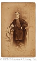 Image of Cabinet Card - H. Buchholz