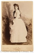 Image of Cabinet card -