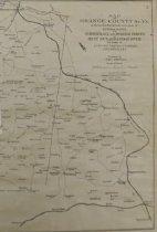Image of Map, Orange County, Battle Lines