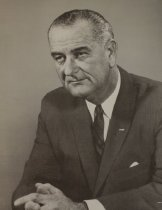 Image of Print, President Lyndon B. Johnson