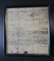 Image of William Gooch Document