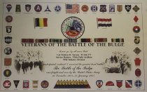 Image of Battle Of The Bulge Document