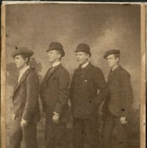 Image of Howard Taylor, Anson Ingalls, David Babbitt, Cliff Chamberlain