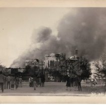 Image of Rozell Highschool Fire