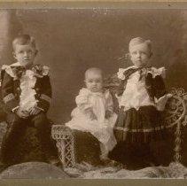 Image of Ralph, John, Esther Jackson