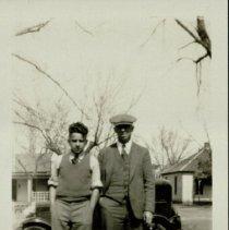 Image of Harve and Jack Krieger