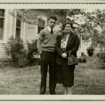 Image of Jack and Etelka Krieger