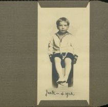 Image of Jack Krieger - Age Four