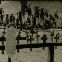 Image of Military Cemetary - Atoll of Tarawa