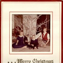 Image of Frizell Christmas Card