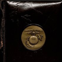 Image of Cover - Memorial Record Book - Jack and Harve Krieger