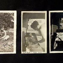 Image of Krieger Scrapbook Pg 3