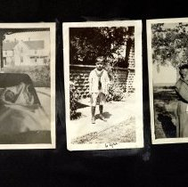 Image of Krieger Scrapbook Pg 5