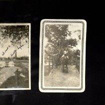 Image of Krieger Scrapbook Pg 9