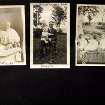 Image of Scrapbook - Krieger Family - 2013.038.110