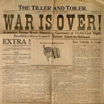 Image of Extra! Extra! War is Over
