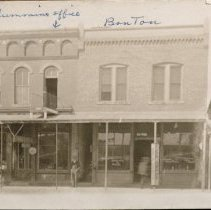 Image of Front View of Larned Businesses