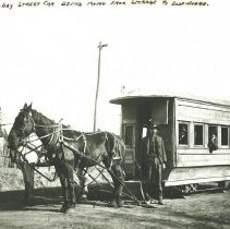 Image of Larned Street Car