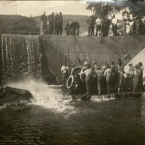 Image of Dam at State Hopsital