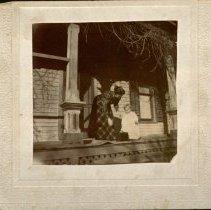 Image of Clara Kimball and Vernon Ingals. -