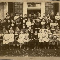 Image of School group -