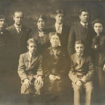 "Image of Dr. Alice Ingels Family"" -"