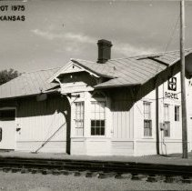 Image of Santa Fe Depot 1975