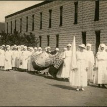 Image of Red Cross - Parade. -