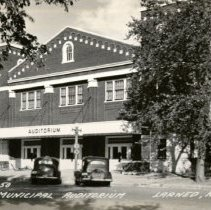 Image of Larned Municipal Auditorium