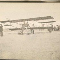 Image of Bi-plane at Larned