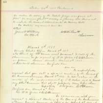 Image of Commissioners Minutes 1889_0008_l
