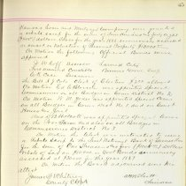 Image of Commissioners Minutes 1889_0008_r
