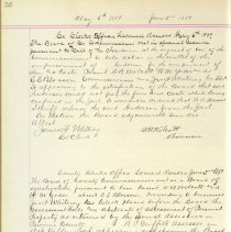 Image of Commissioners Minutes 1889_0012_l