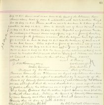 Image of Commissioners Minutes 1889_0016_r