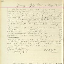 Image of Commissioners Minutes 1889_0017_l