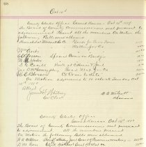 Image of Commissioners Minutes 1889_0020_l